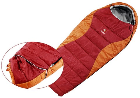 Deuter Starlight Exp Ii Cranberry-orange