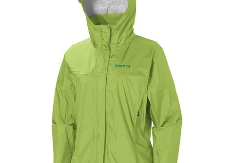 Marmot Wm s Precip Jacket Greenery