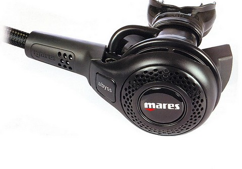 Mares Mr22t Abyss Extreme Din