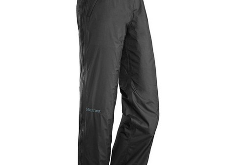 Marmot Wm s Precip Full Zip Pant Black