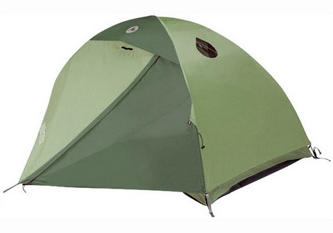 Marmot Earlylight 2p Dark Cedar/hatch