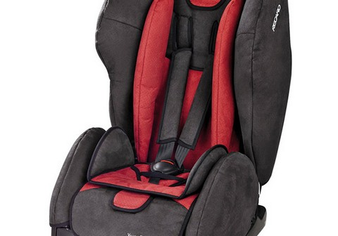 Recaro Young Expert Plus Cherry/black