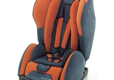 Recaro Young Expert Plus Grey/pepper