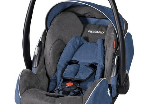 Recaro Young Profi Plus Shadow/blue