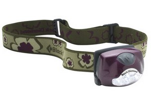 Black Diamond Moxie Headlamp Caribbean