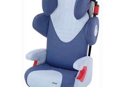 Recaro Start Steel/blue