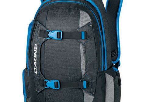 Dakine Team Mission Pack-smith Smith