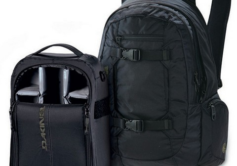 Dakine Mission Photo Black