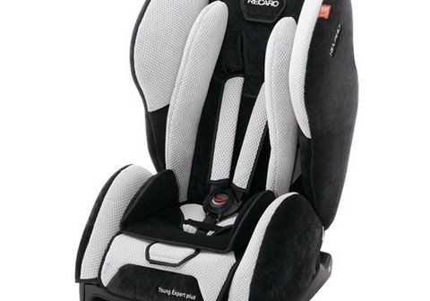 Recaro Young Expert Plus Black/silver