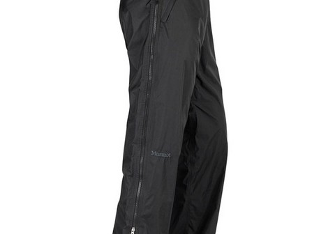 Marmot Precip Full Zip Pant Black