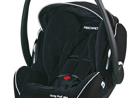 Recaro Young Profi Plus Black/aquavit