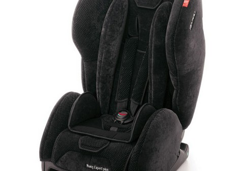 Recaro Young Expert Plus Black/aquavit