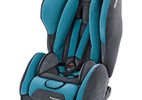 Recaro Young Expert Plus Grey/petrol