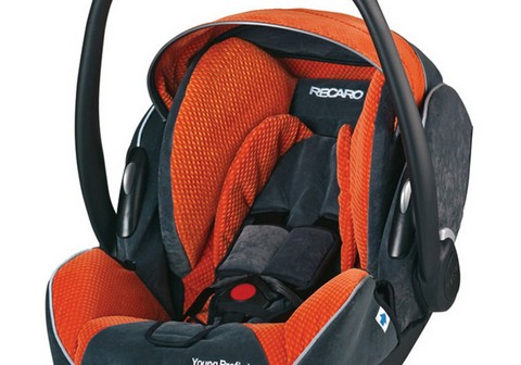 Recaro Young Profi Plus Grey/pepper